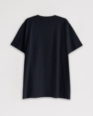 #000 X HARVARD BLACK T-SHIRT #4