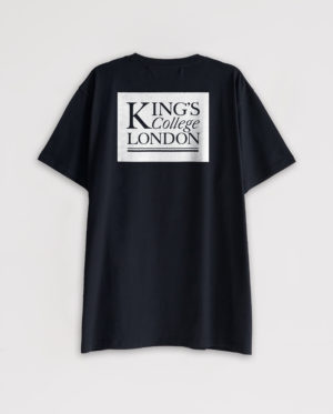 #000 X KING'S BLACK T-SHIRT #6