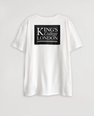 #000 X KING'S WHITE T-SHIRT #6